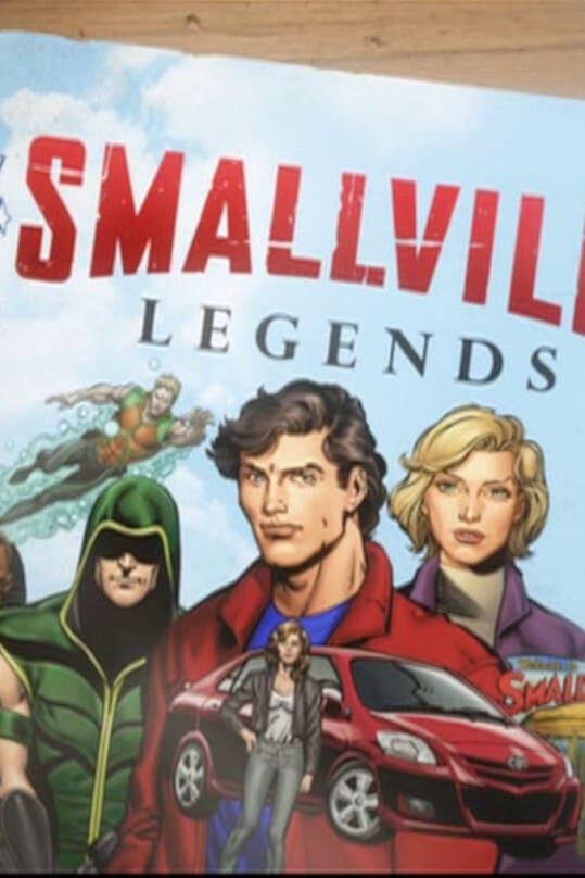 Smallville Legends: Justice & Doom