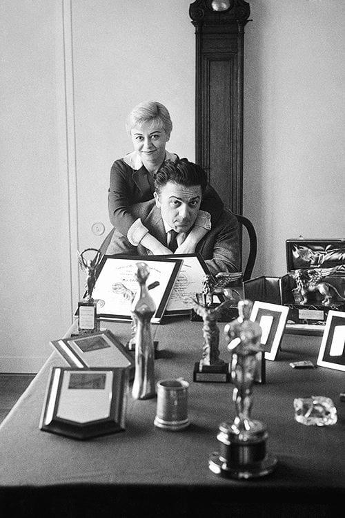 Federico Fellini's Mysterious Journey