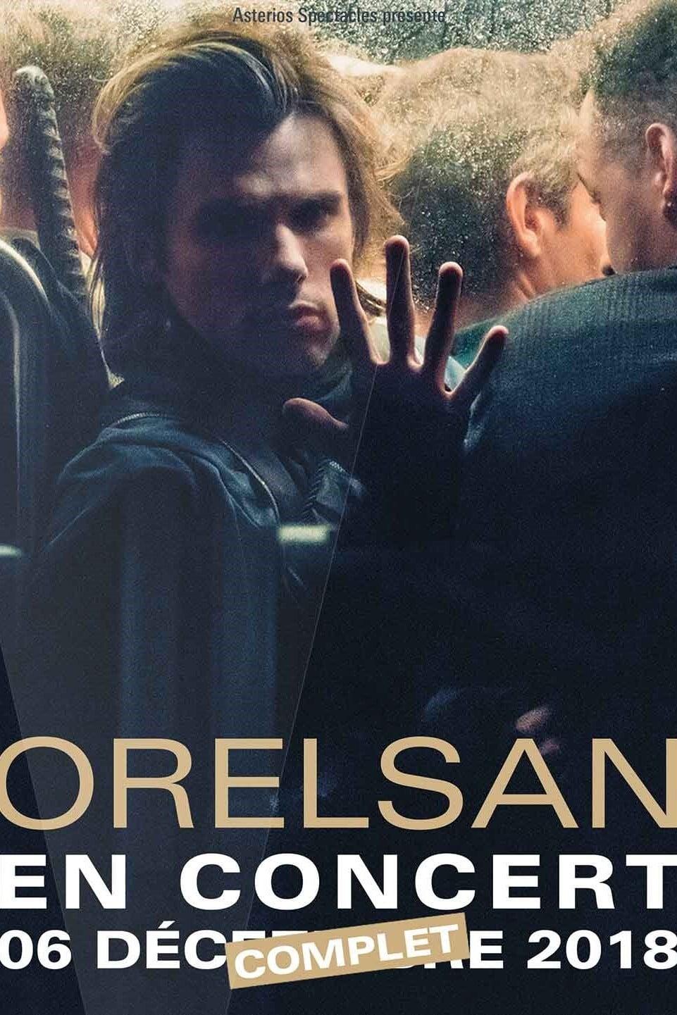 Orelsan, le concert événement - Live AccorHotels Arena