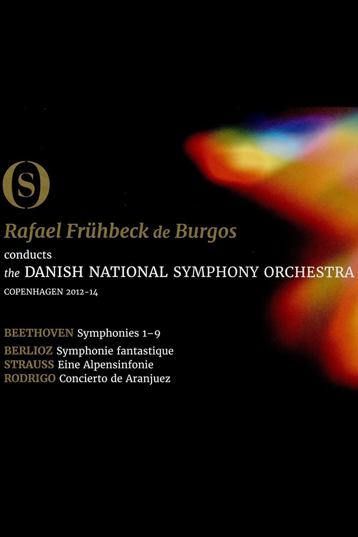 Rafael Frühbeck De Burgos, Danish National Symphony Orchestra – Ludwig van Beethoven The Symphonies