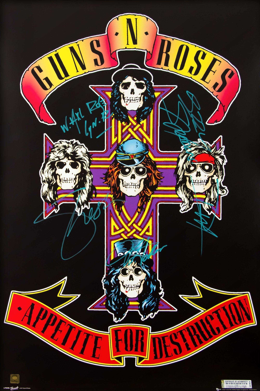 Guns N' Roses - Appetite For Destruction Remastered