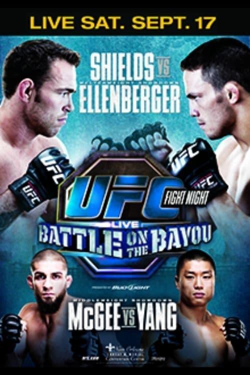 UFC Fight Night 25: Shields vs. Ellenberger