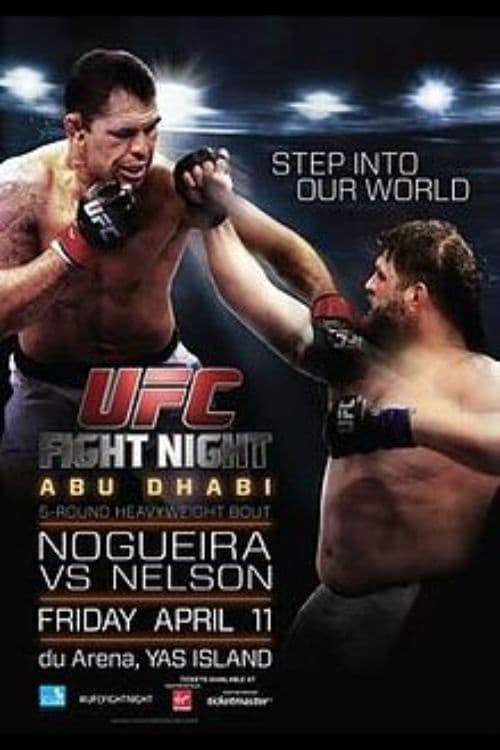 UFC Fight Night 39: Nogueira vs. Nelson