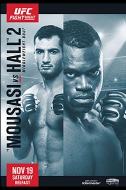 UFC Fight Night 99: Mousasi vs. Hall 2