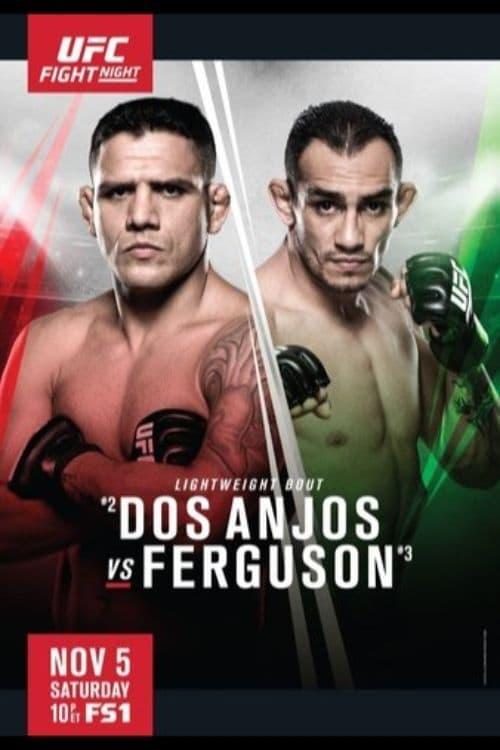 UFC Fight Night 98: dos Anjos vs. Ferguson