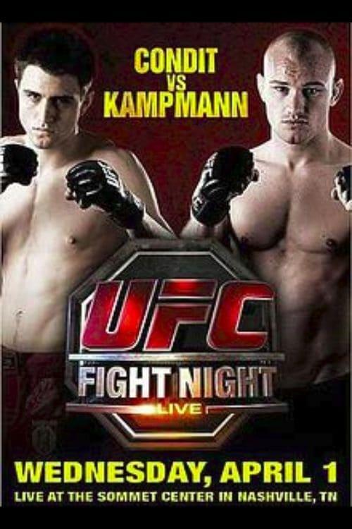 UFC Fight Night 18: Condit vs. Kampmann