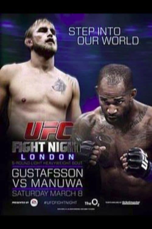 UFC Fight Night 37: Gustafsson vs. Manuwa