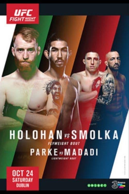 UFC Fight Night 76: Holohan vs. Smolka