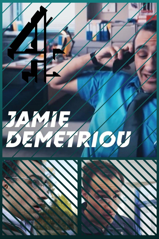Jamie Demetriou: Channel 4 Comedy Blaps