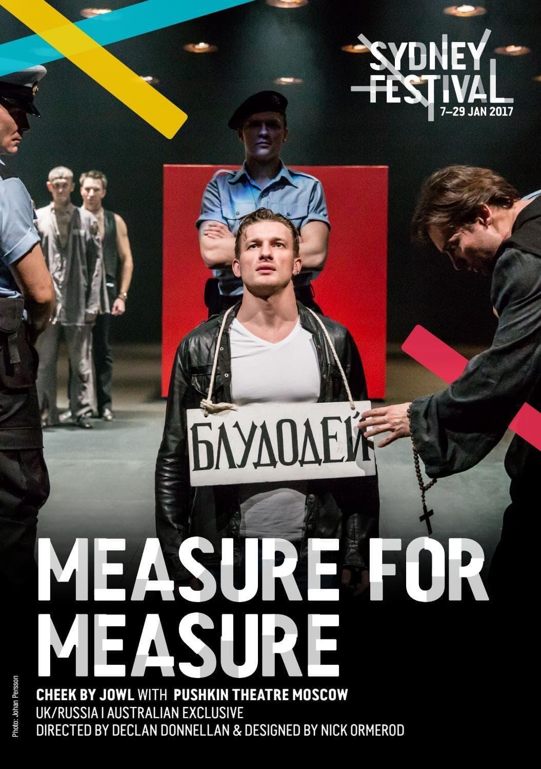 Cheek by Jowl: Measure for Measure