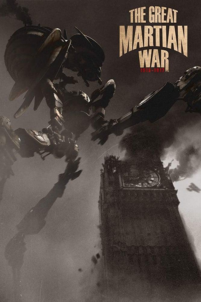 The Great Martian War 1913–1917