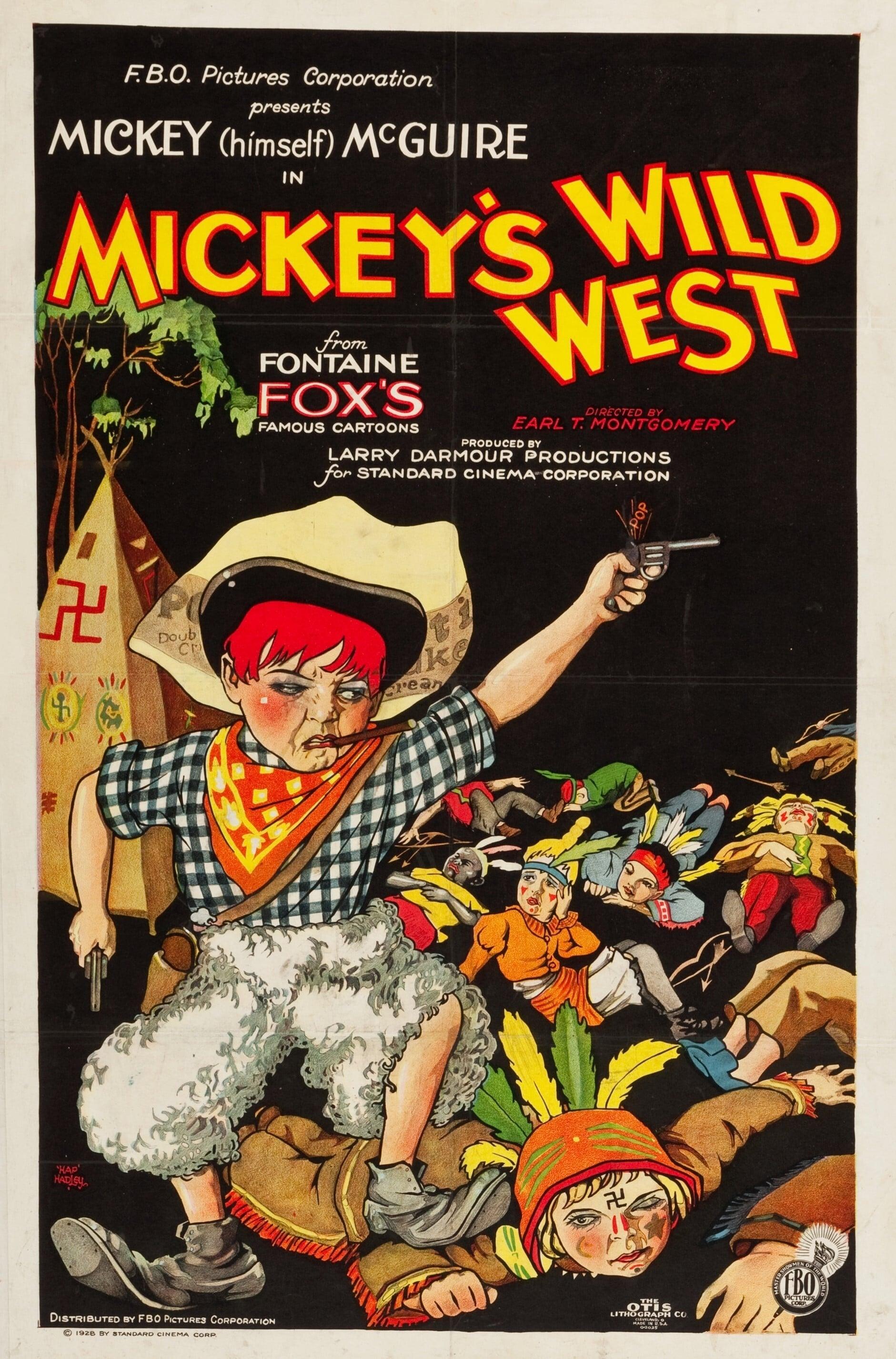 Mickey's Wild West
