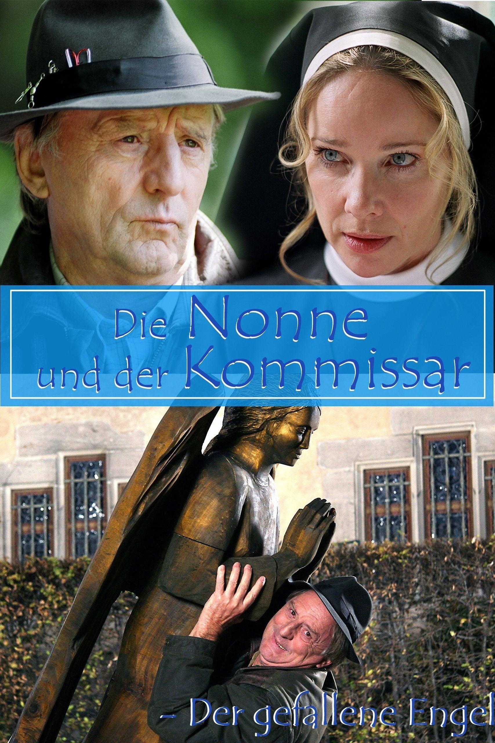 La monja y el comisario: El ángel caído