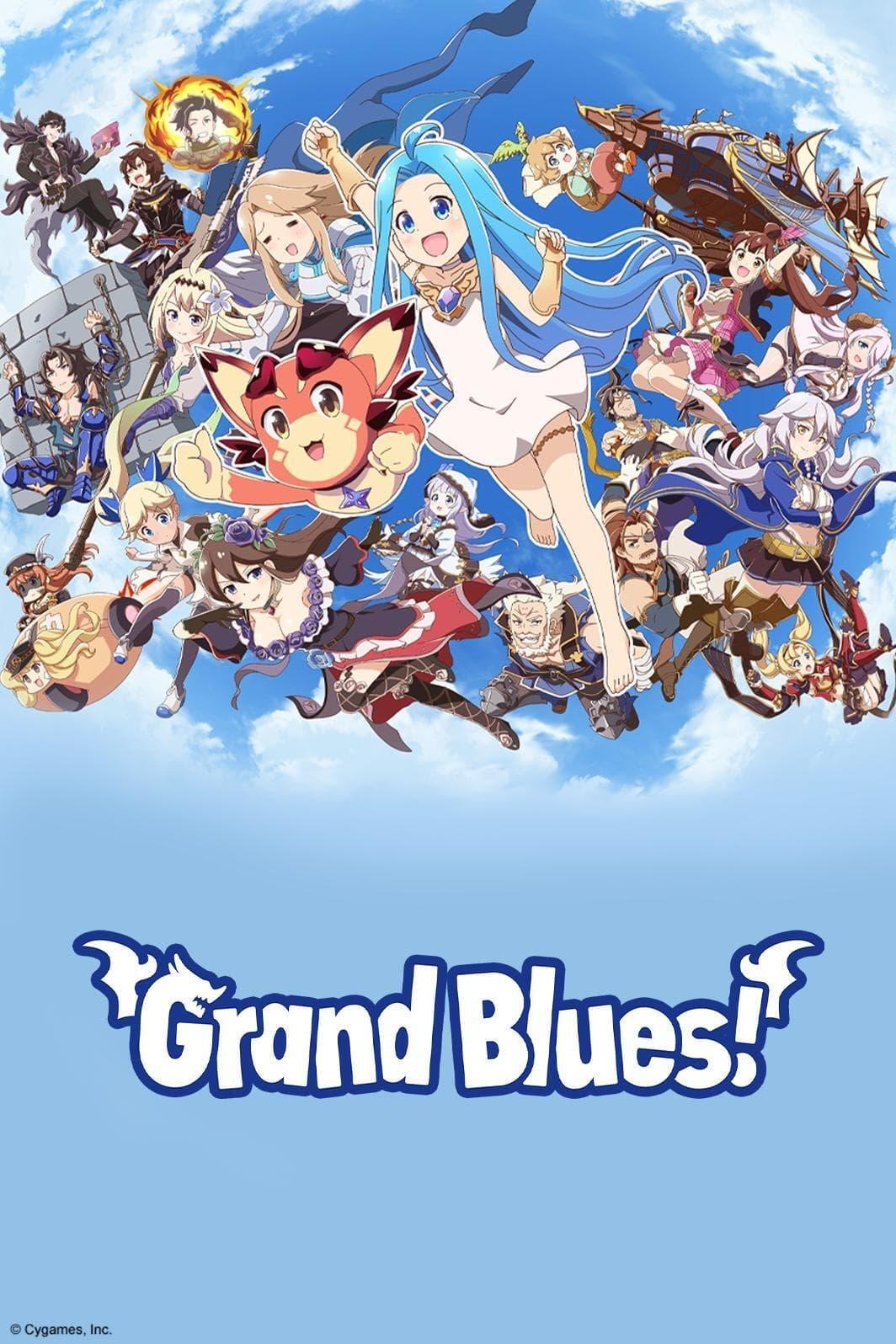 Grand Blues!