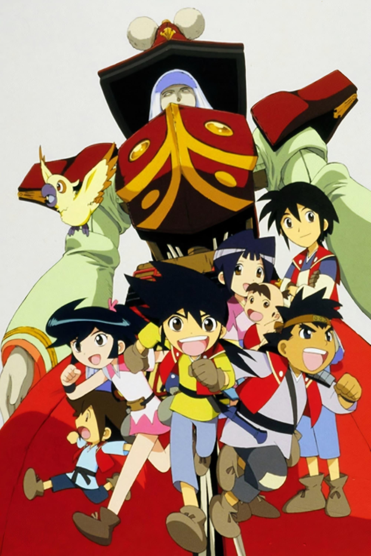 Clockwork Fighters Hiwou's War