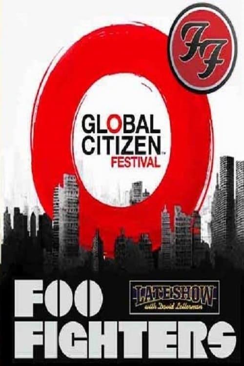 Foo Fighters - Global Citizen Festival