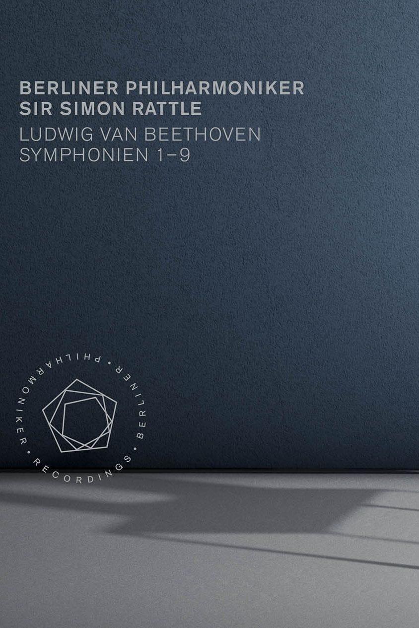 Beethoven - Symphonies 1-9 (Berliner Philharmoniker, Sir Simon Rattle)