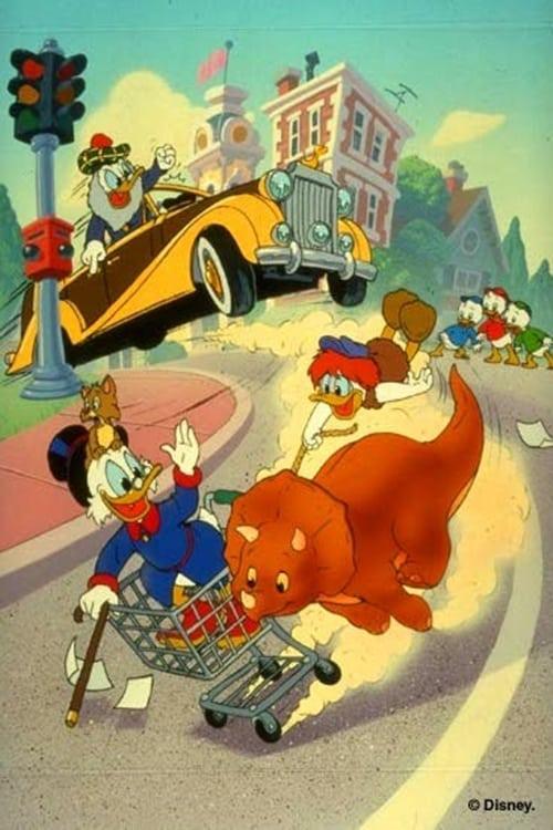 DuckTales: Time is Money