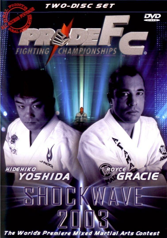 Pride Shockwave 2003