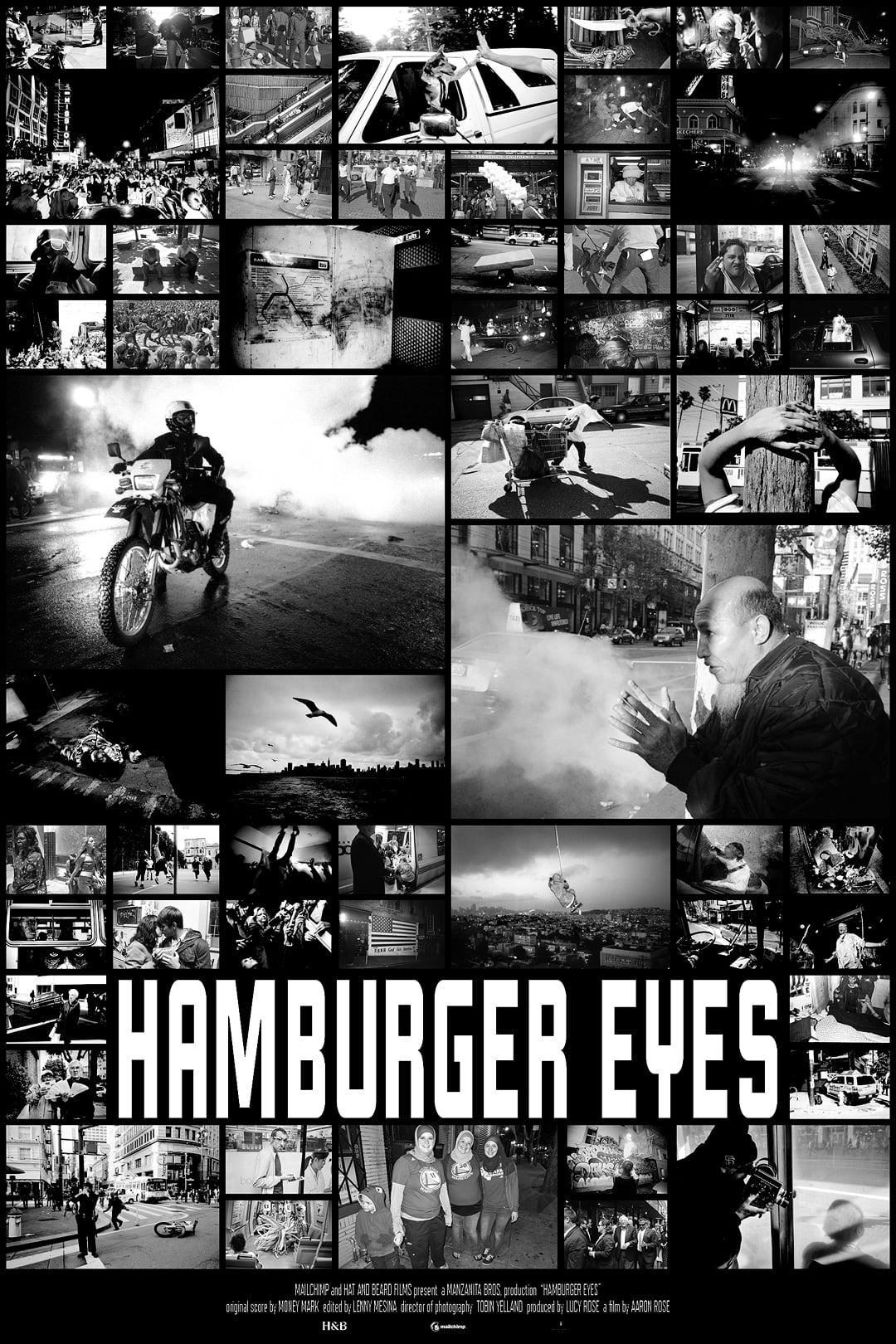 Hamburger Eyes