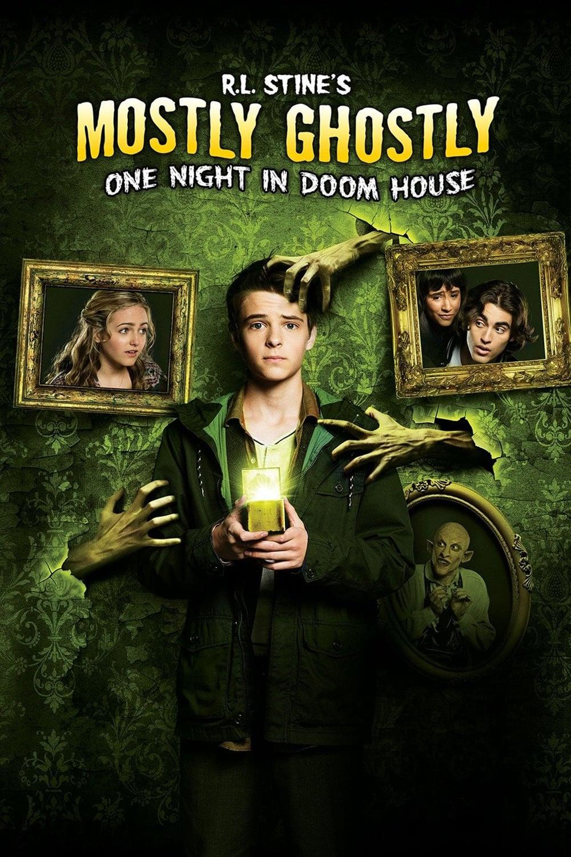 Fantasmas a Mogollón 3:  Una noche en la Casa Maldita