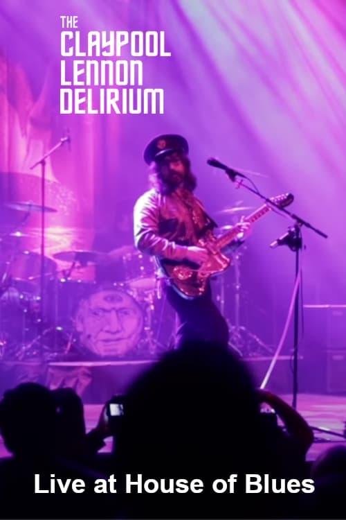 The Claypool Lennon Delirium — Live at House of Blues