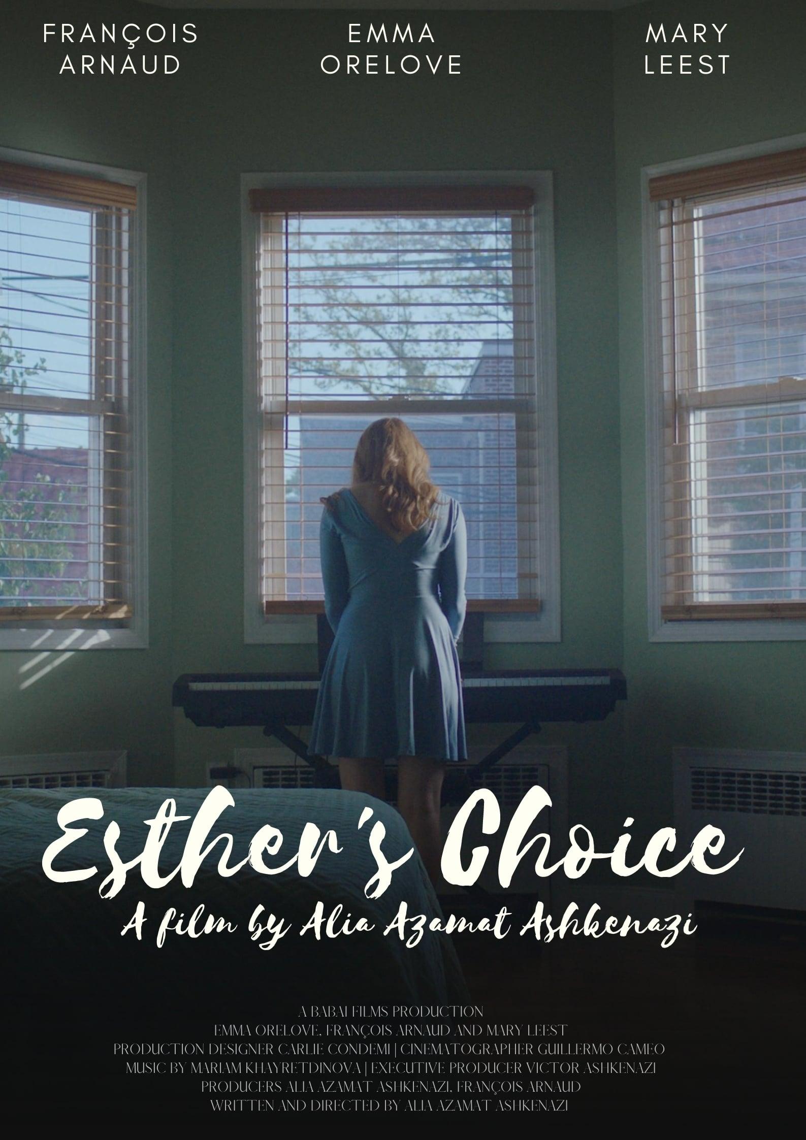 Esther's Choice