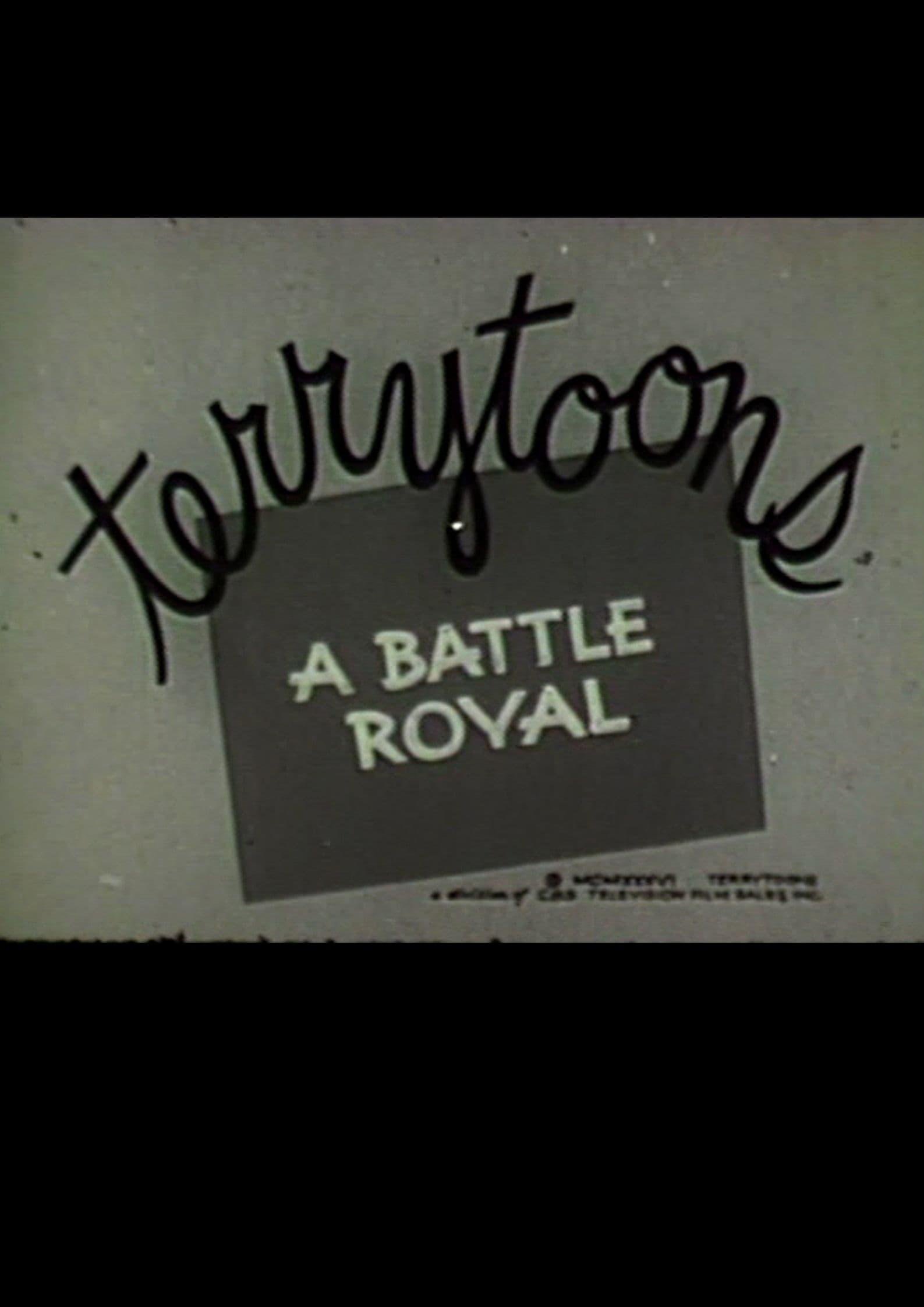 A Battle Royal