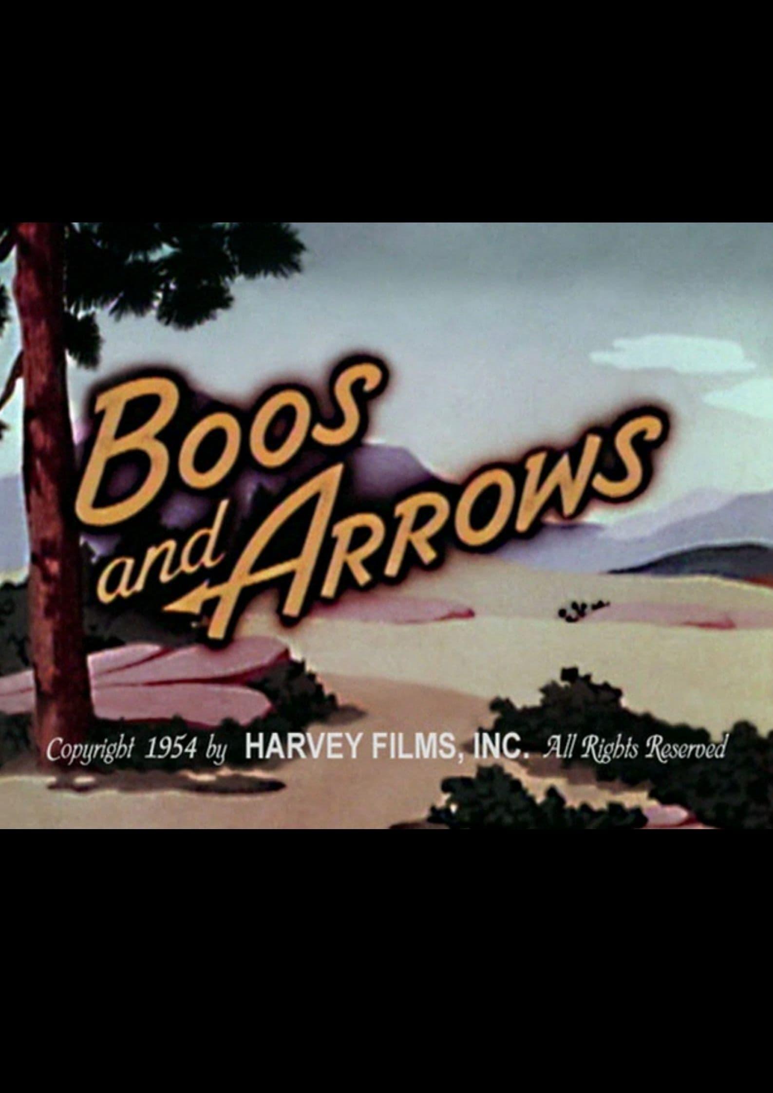 Boos and Arrows