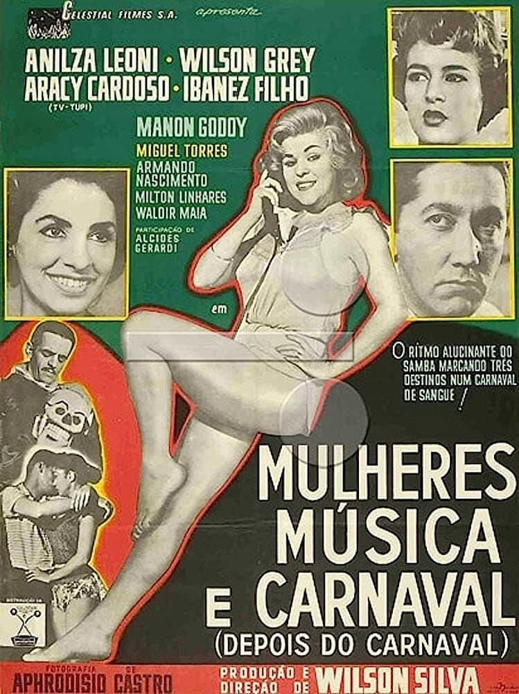 Mulheres, Música e Carnaval