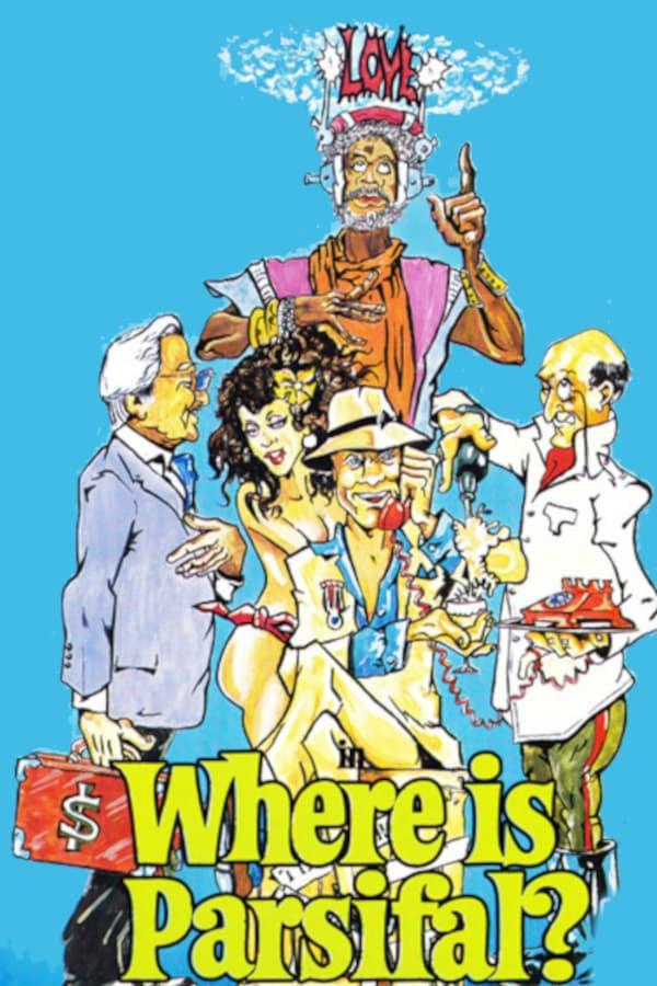¿Dónde está Parsifal?