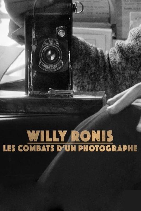 Willy Ronis, les combats d'un photographe