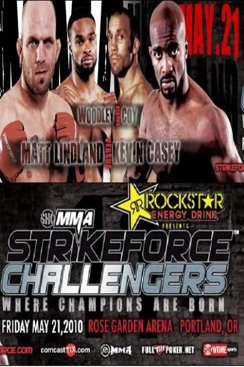 Strikeforce Challengers 8: Lindland vs. Casey