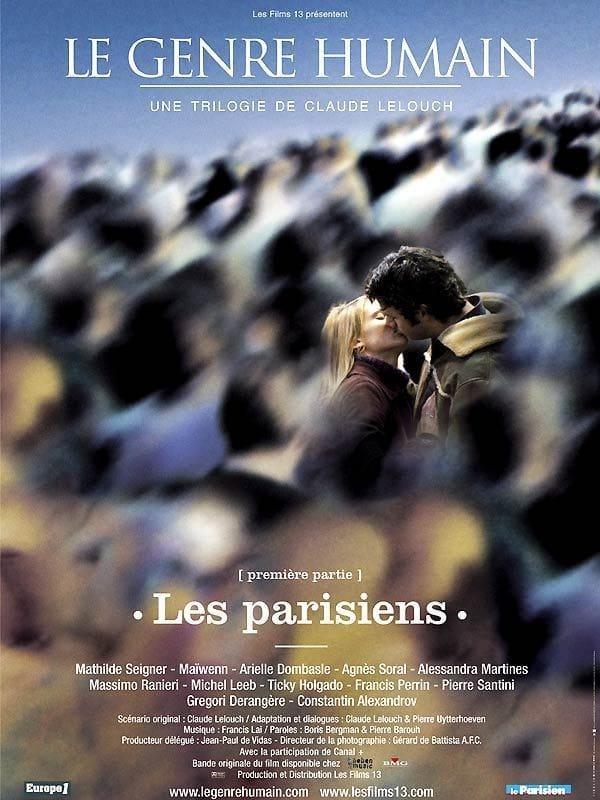 Le Genre humain, 1re partie : Les Parisiens