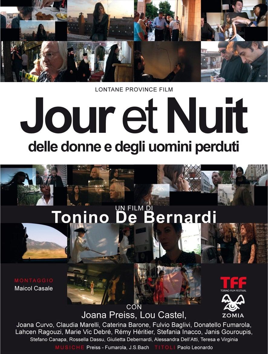 Jour et nuit, delle donne e degli uomini perduti
