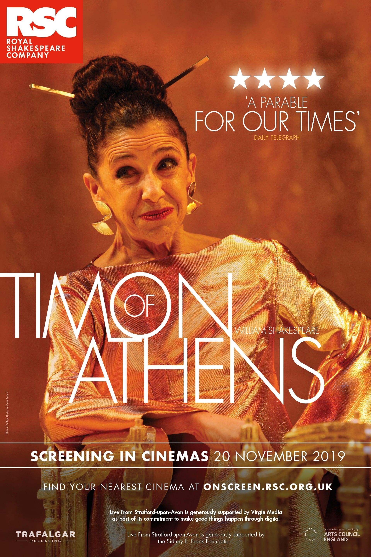 RSC Live: Timon of Athens