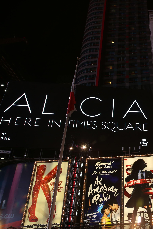 Alicia Keys - Here in Times Square