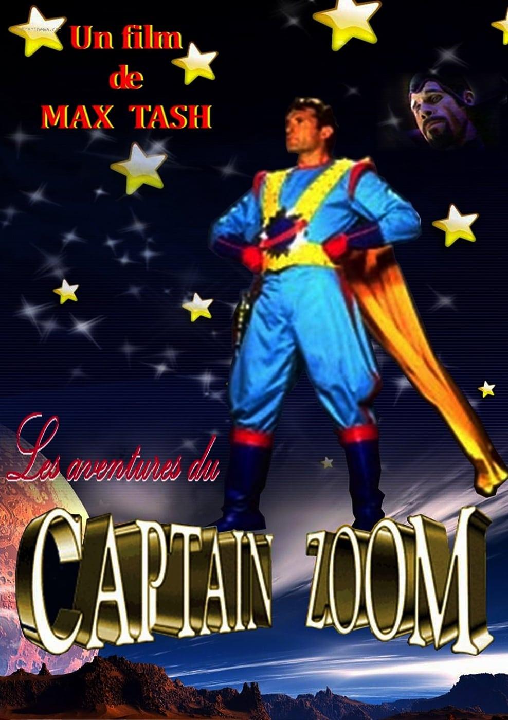 Les aventures de Captain Zoom