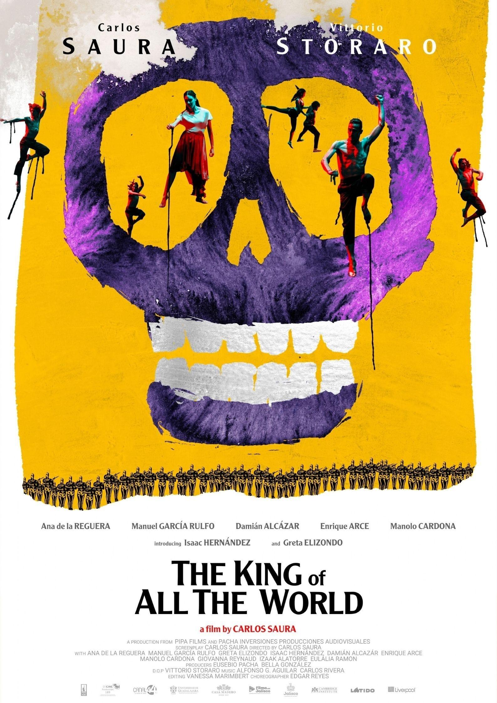 El Rey de todo el mundo