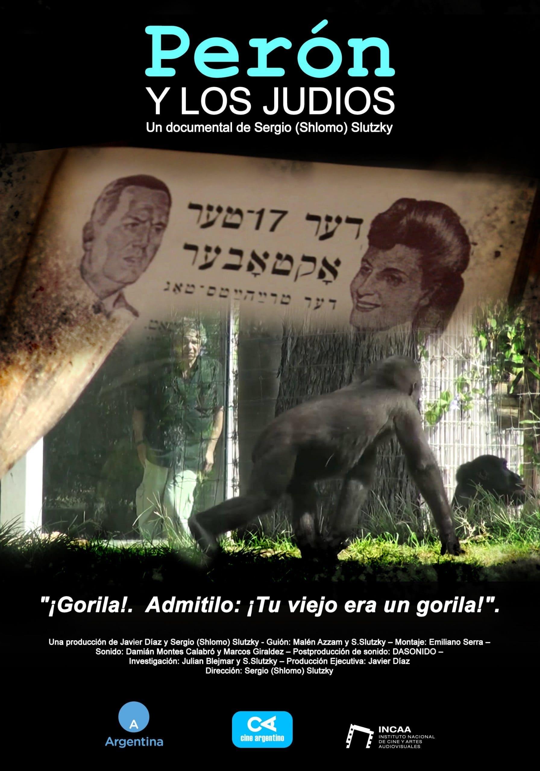 Perón y los judíos