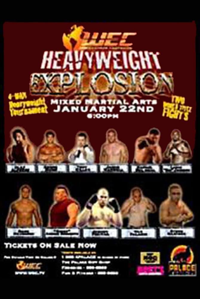 WEC 13: Heavyweight Explosion