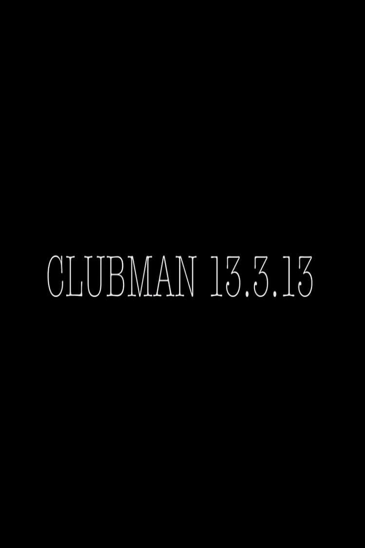 Clubman 13.3.13
