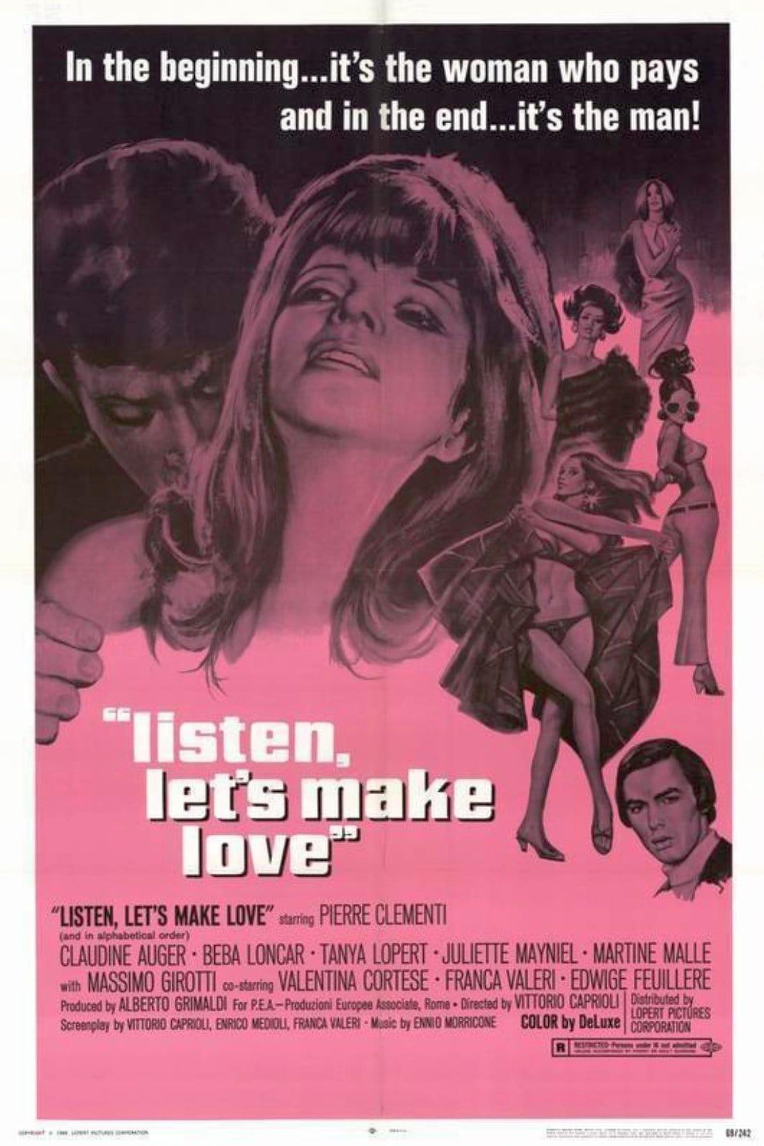 Listen, Let's Make Love
