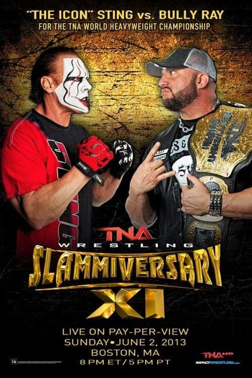TNA Slammiversary XI