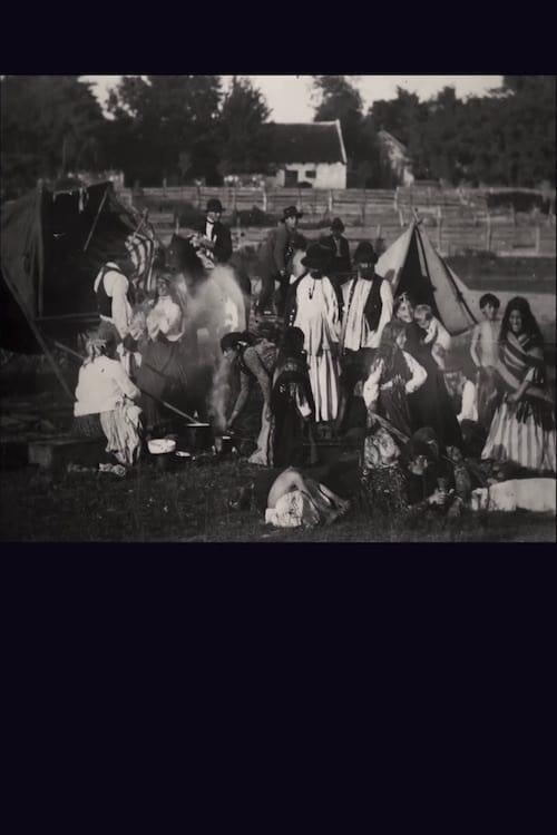 A Camp of Zingaree Gypsies