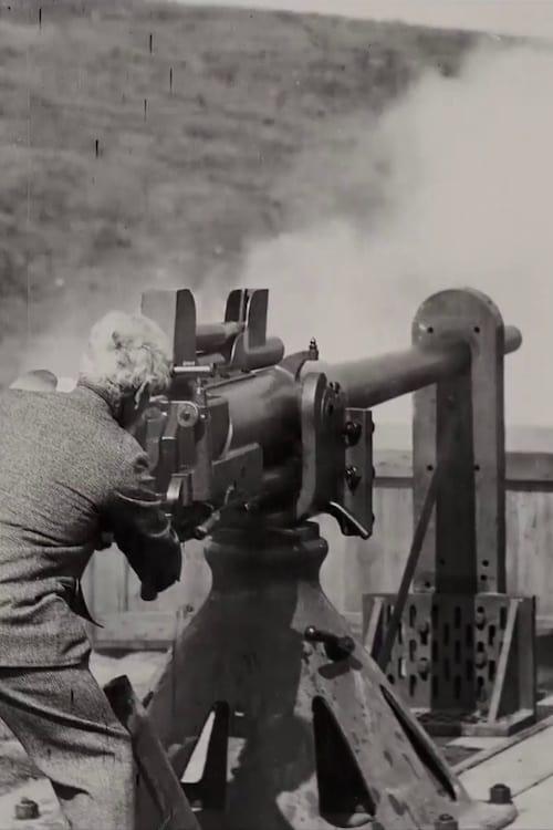 Firing the Maxim Gun