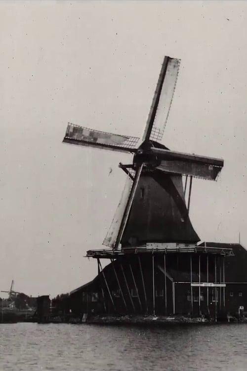 Mills from the Zaanstreek
