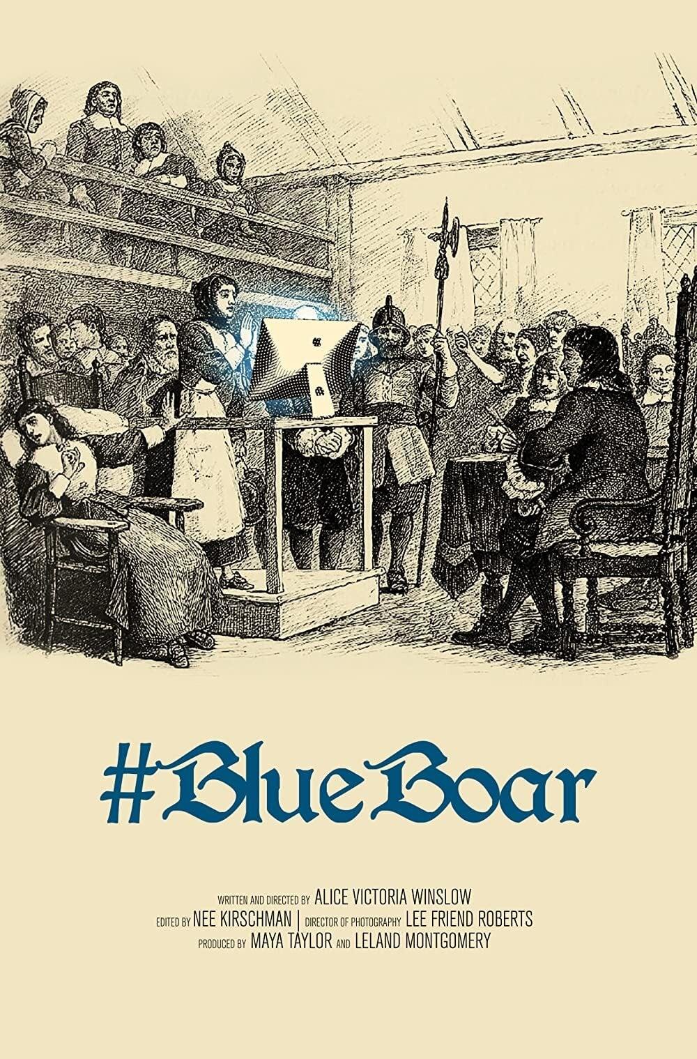 #BlueBoar