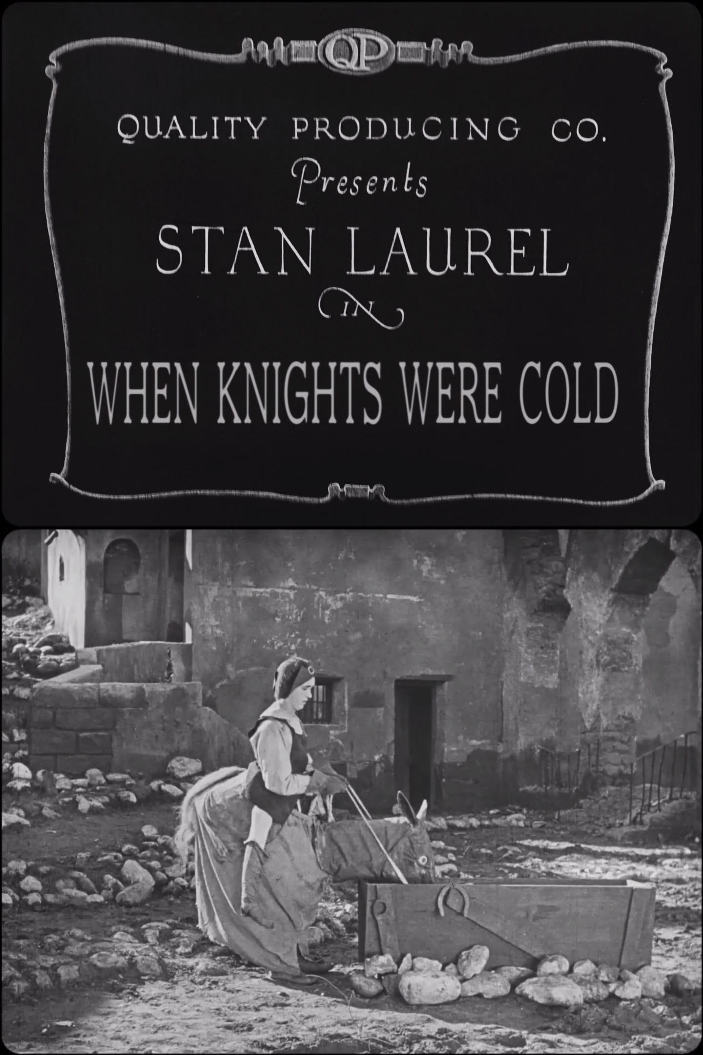 When Knights Were Cold