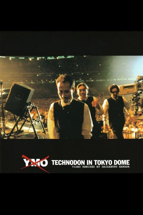 Technodon in Tokyo Dome